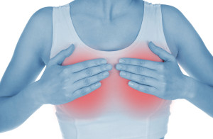 Почему молочная железа болит